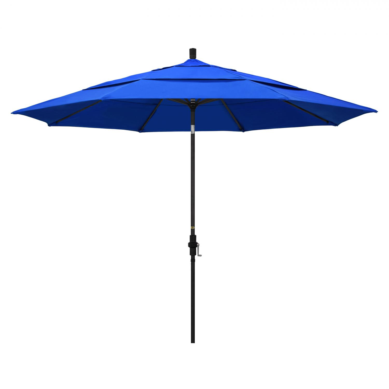 California Umbrella 11 Ft Octagonal Aluminum Collar Tilt ...