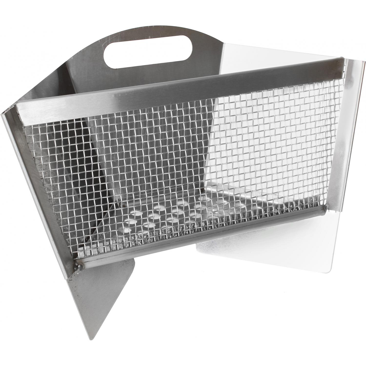 Thermashell Pro Stainless Steel Rotisserie Blaze Charcoal Basket 2881104