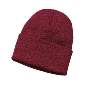 Port & Company Knit Cap - Maroon, Discount ID CP90-211613