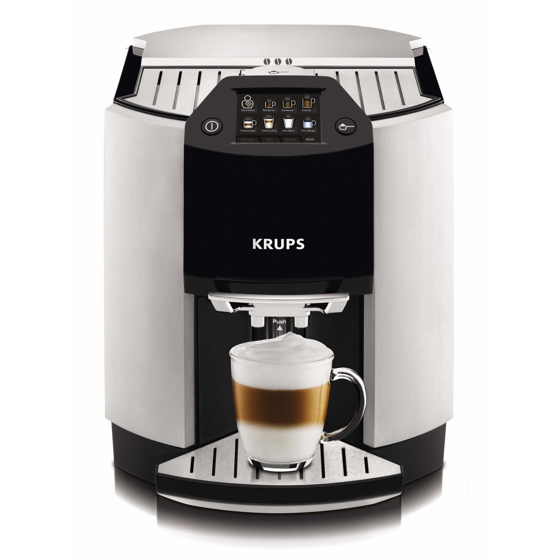 Picture of Krups Barista Full Automatic Espresso Machine - EA9000