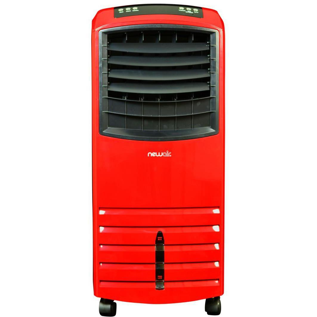NewAir 300 Sq. Ft. Portable Evaporative Cooler - Red - AF-1000R 2895330