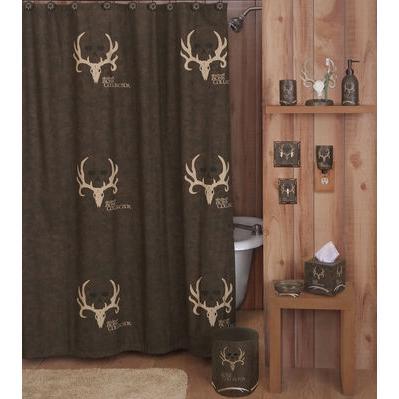 Kimlor Bone Collector Shower Curtain