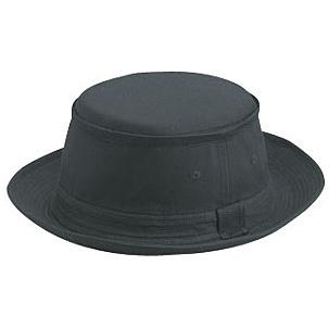 Otto Cap Cotton Twill Fisherman Hat S/M - Black