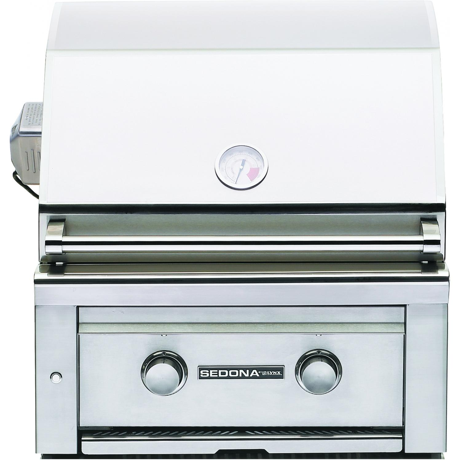 Lynx Sedona By Lynx 24-inch Built-in Natural Gas Grill With Prosear Burner L400ps at Sears.com