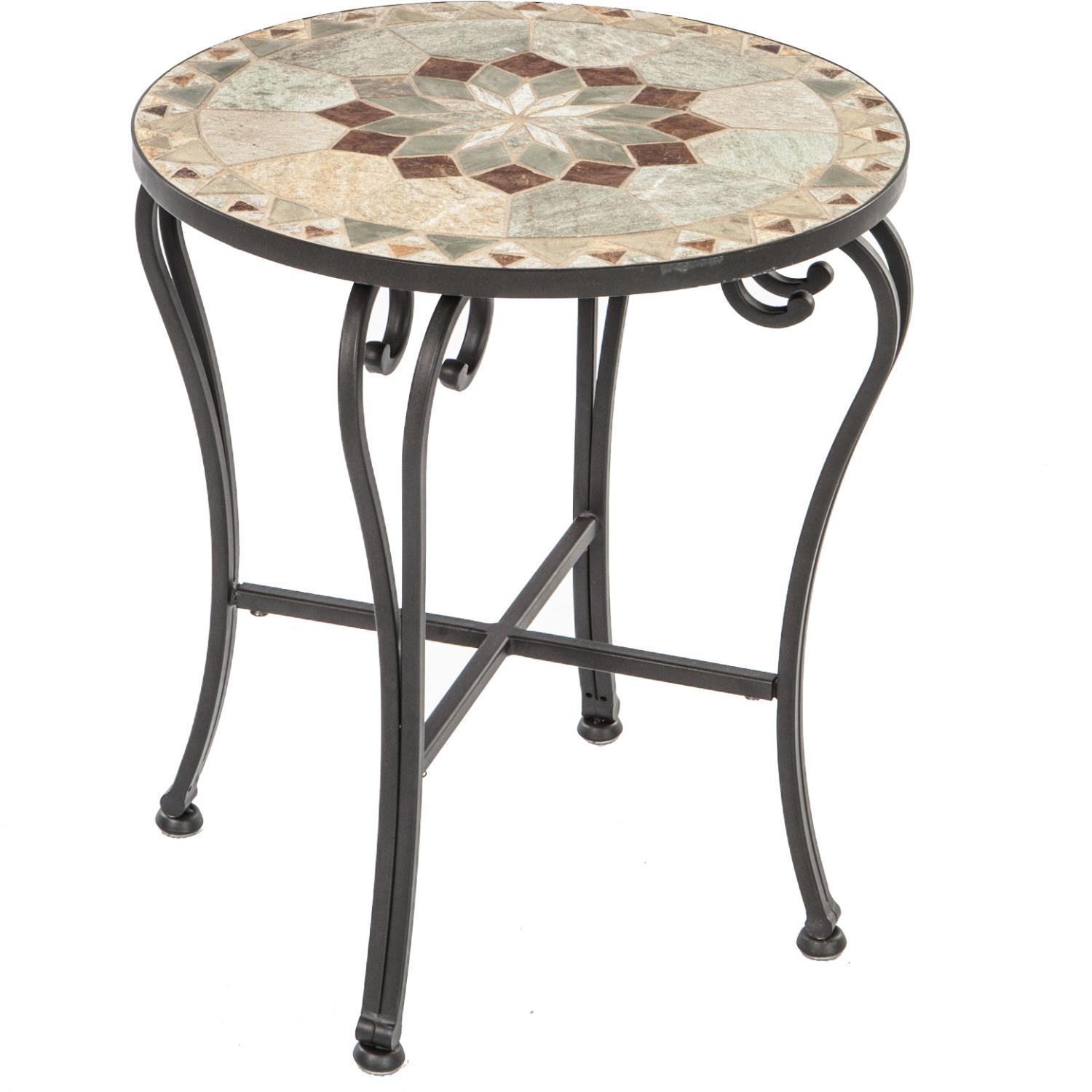Alfresco Home Notre Dame Mosaic Side Table at Sears.com