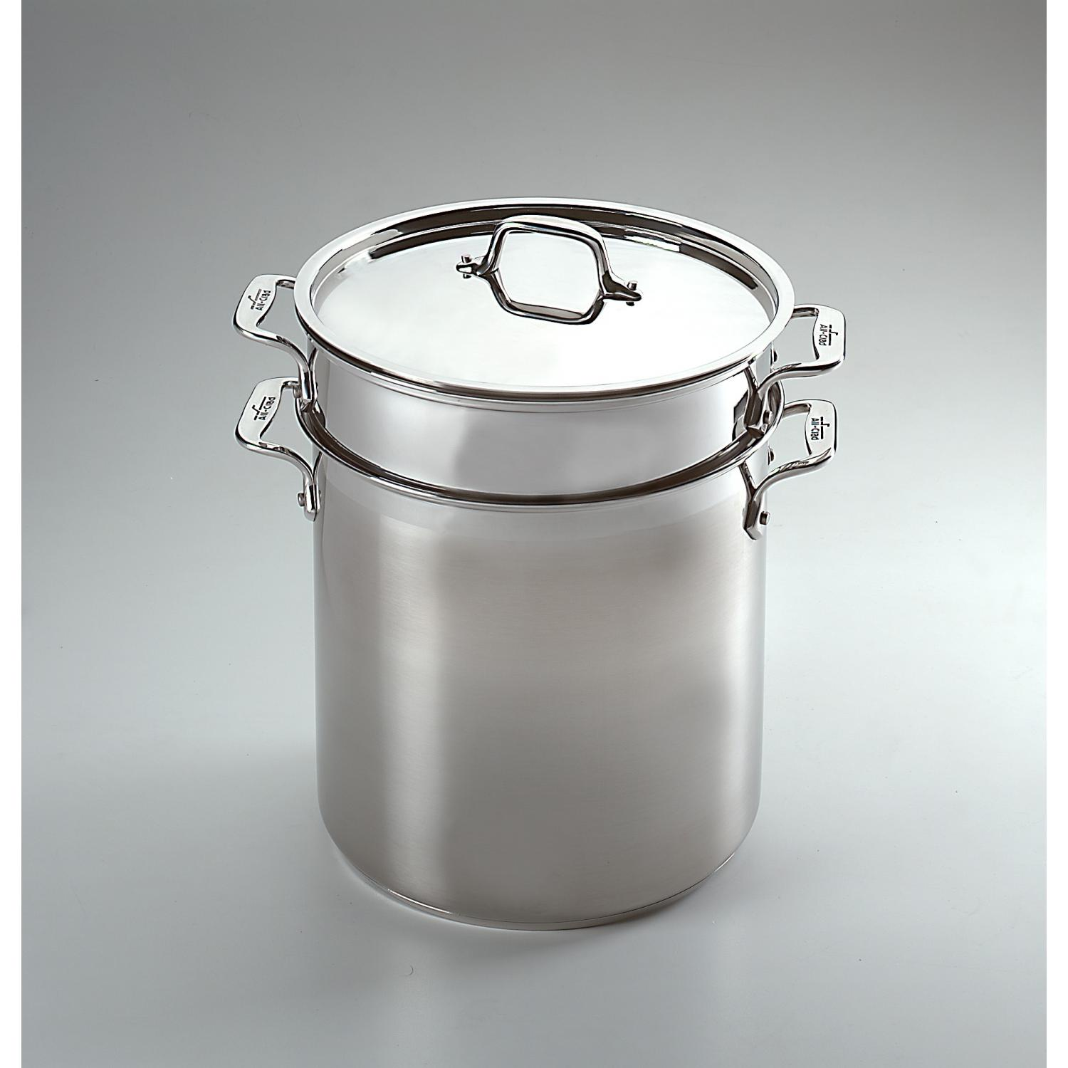 All-Clad Stainless 12-Quart Multi-Cooker