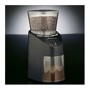 Picture of Capresso Infinity Commercial Grade Conical Burr Grinder - Black - 56001