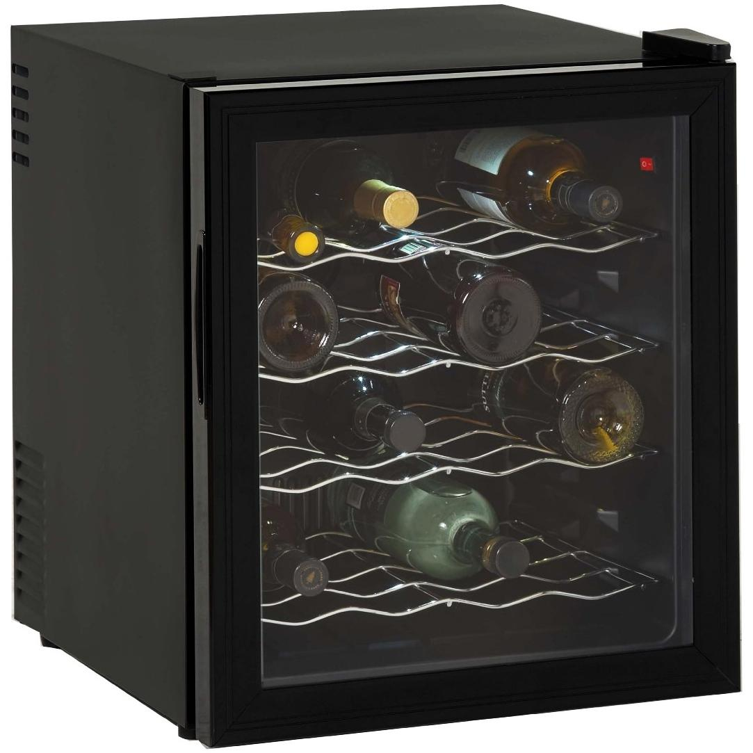 Picture of Avanti 16 Bottle Wine Chiller - Black - EWC1601B