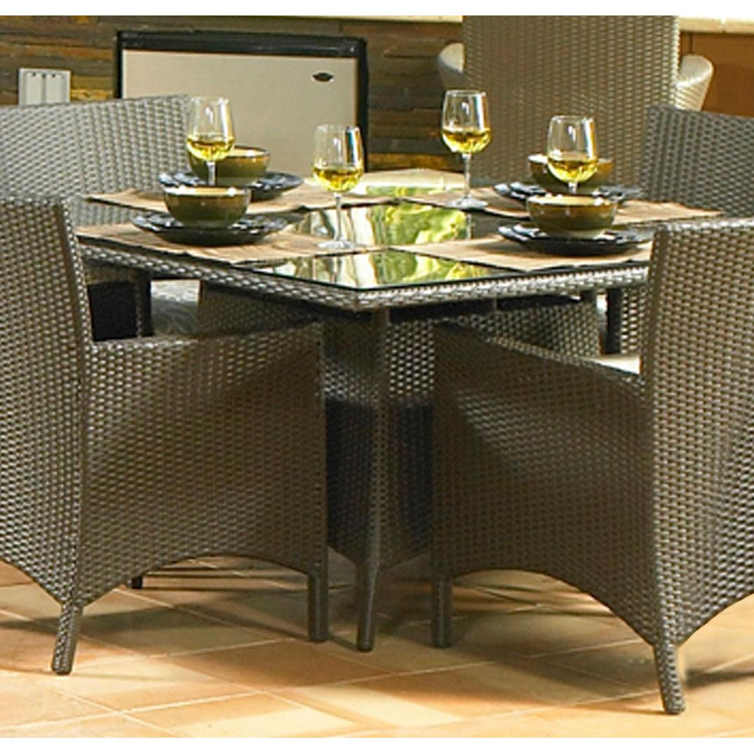 Glass Top For Melrose 48 Inch Dining Table