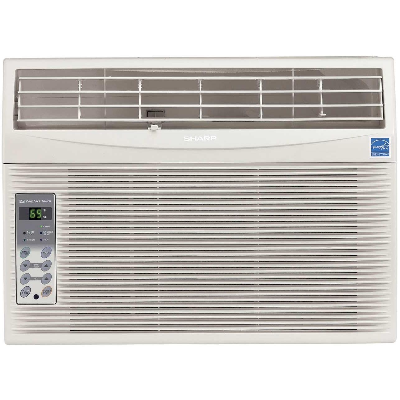 Sharp AFS100RX 10,000 BTU Window Air Conditioner With Remote