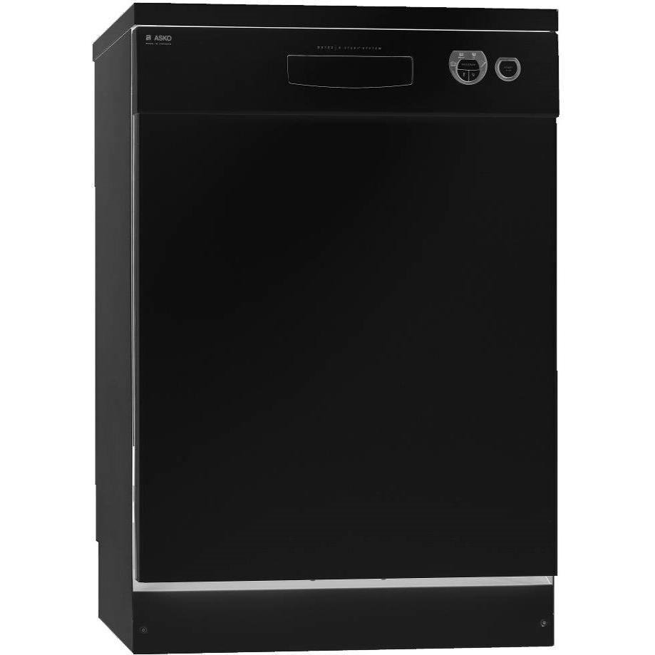 ASKO D5122XXLB 24-Inch XXL Dishwasher - Black
