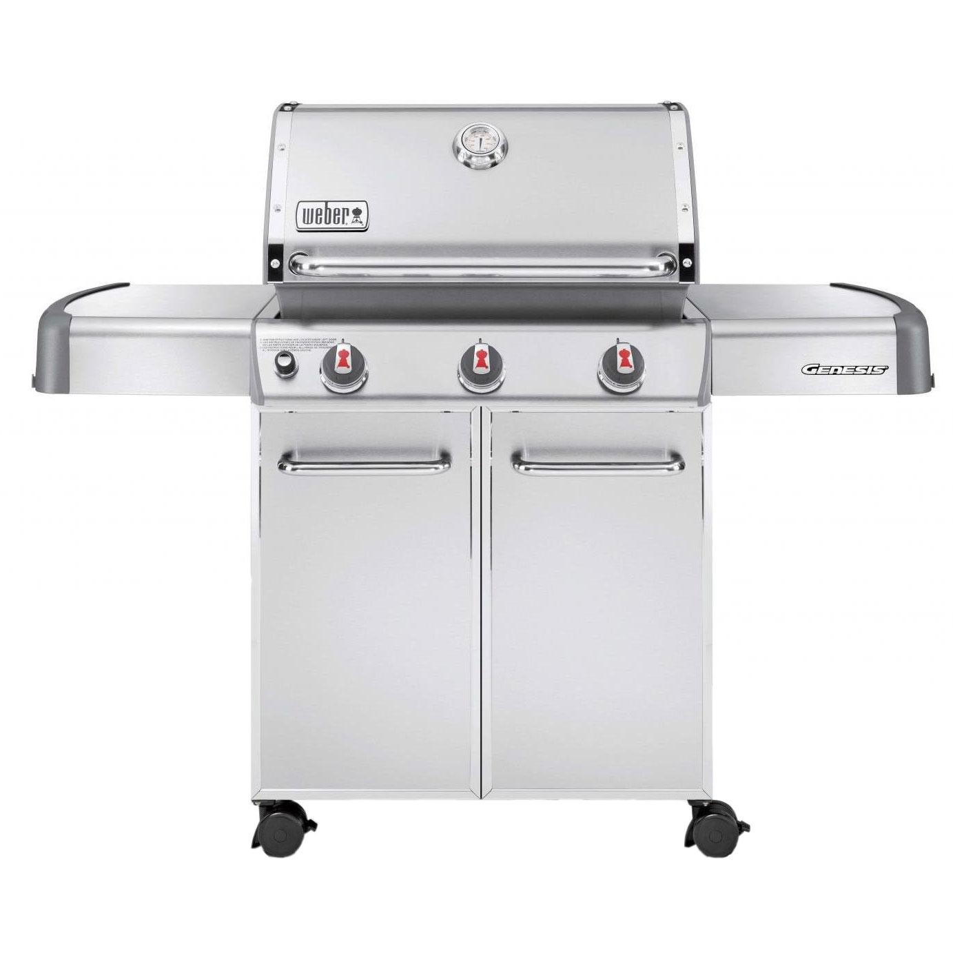 Weber Genesis S-310 Natural Gas Grill On Cart 2786282