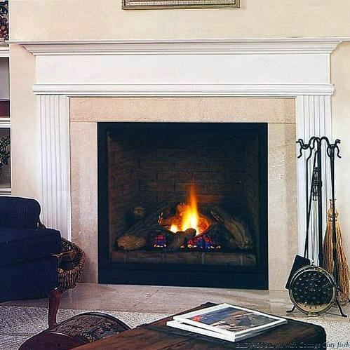 Monessen Bldv300nsc7 Belmont Series 33-inch Natural Gas Direct Vent Fireplace System With Signature Command Control at Sears.com