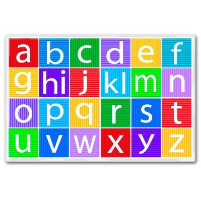 Olive Kids Laminate Placemat - Alphabet