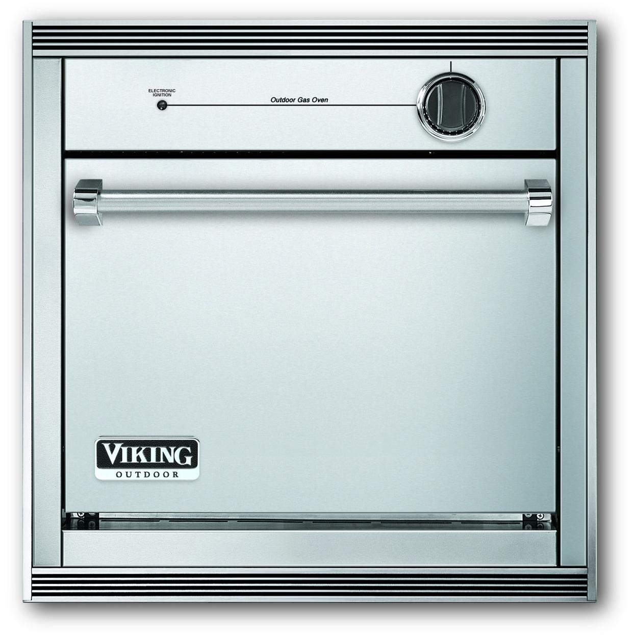 Viking VGSO260TLSS 26-Inch Built-In Propane Outdoor Oven