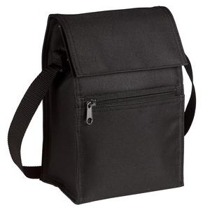 Port Authority Insulated Lunch Cooler Bag - Black