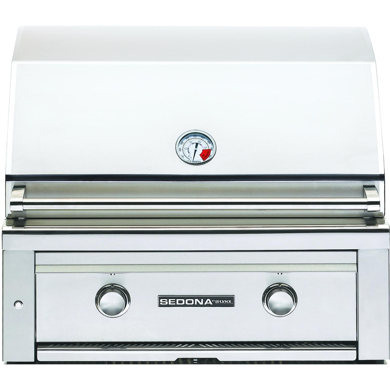 Lynx Sedona By Lynx 30-inch Built-in Propane Gas Grill With Prosear Burner L500ps-lp at Sears.com
