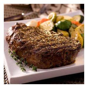 Usda Prime - Dry Aged - 4 (16oz) Boneless Ribeyes By Chicago Steak Company
