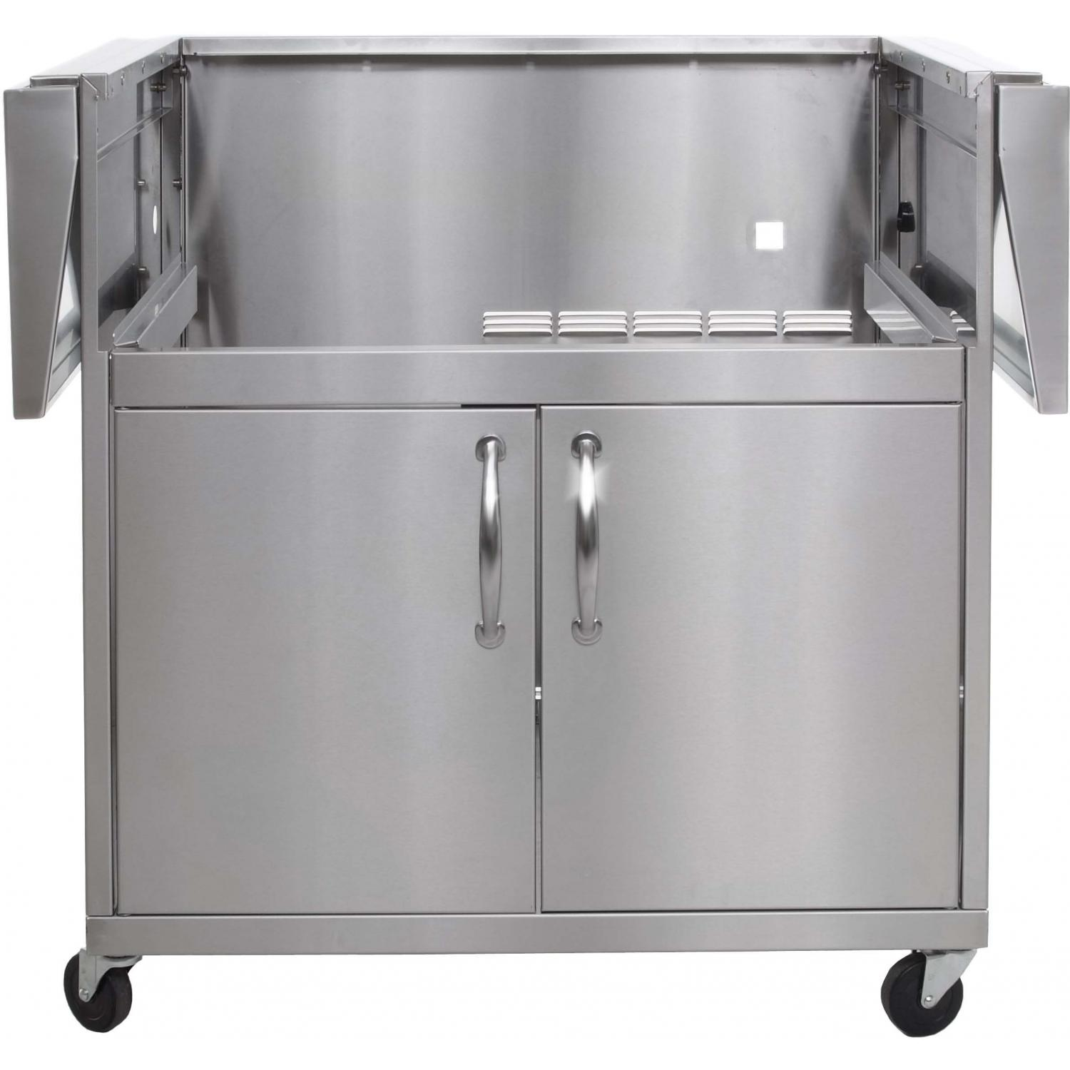 Artisan Stainless Steel Cart For 26 Inch Artisan Gas Grill