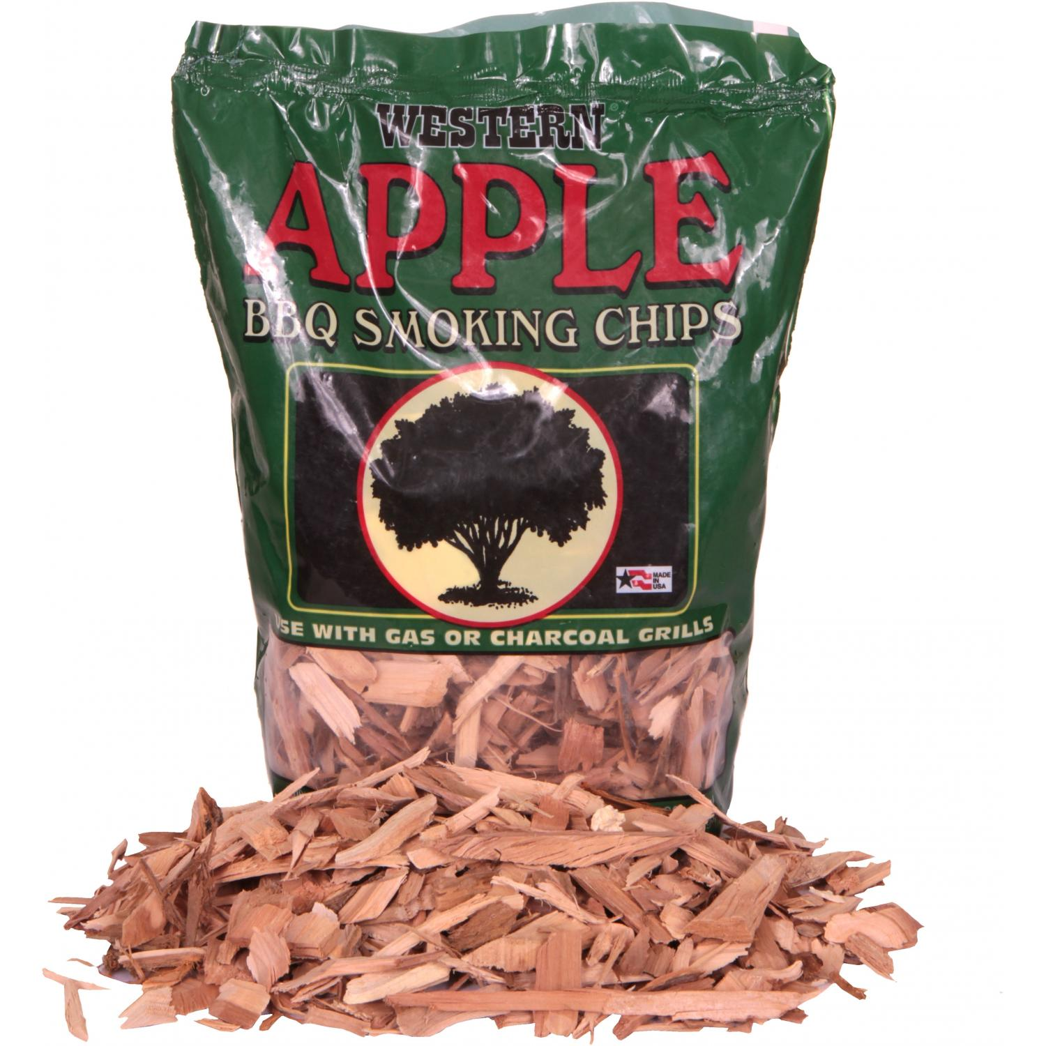 Western Apple Bbq Smoking Chips (180 Cu. In.) at Sears.com