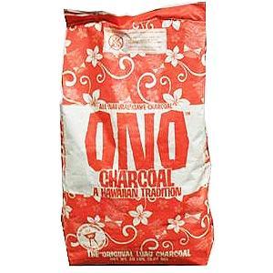 Ono Kiawe Gourmet Sweet Mesquite Lump Charcoal