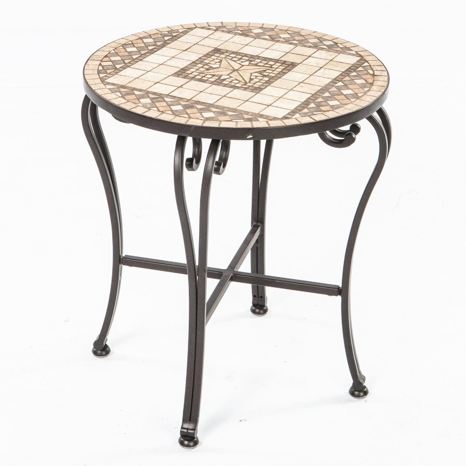 Alfresco Home Basilica Mosaic Side Table at Sears.com
