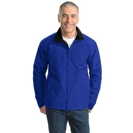 Port Authority Challenger II Jacket Large - True Royal/True Black