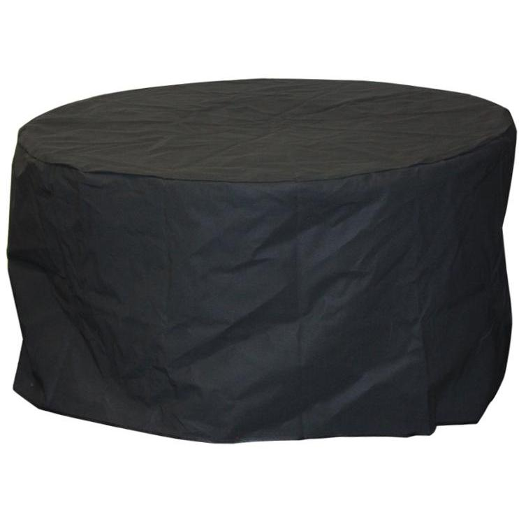 Outdoor GreatRoom Company Vinyl Cover For Round 23-Inch Tripod Fire Pit