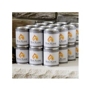 Real Flame Premium Gel Fuel - 13 Oz. Cans - 24 Pack