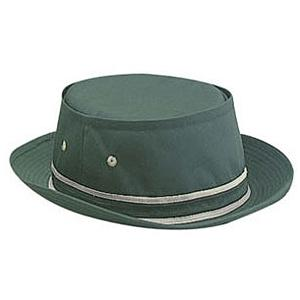 Otto Cap Cotton Twill Fisherman Hat S/M - Dk.Green/Khaki