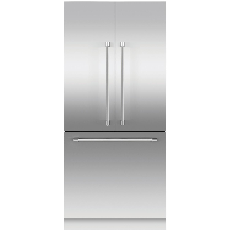 Fisher Paykel Counter Depth Refrigerator French Door Refrigerators