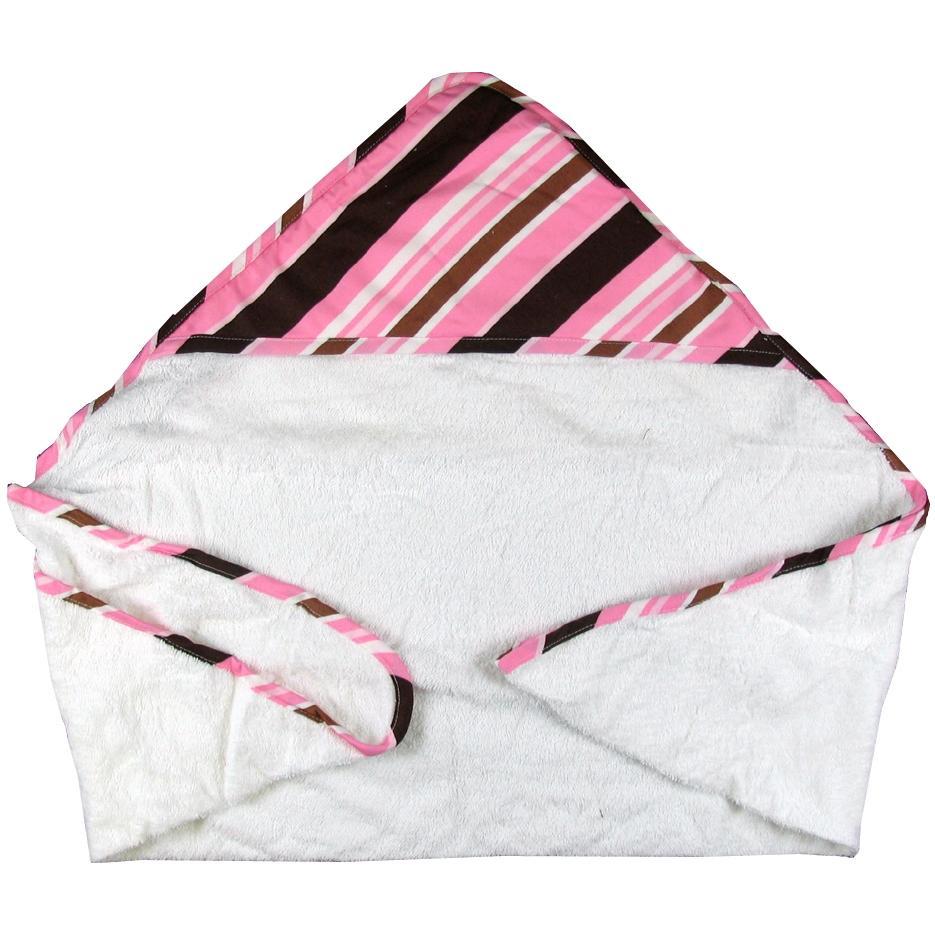 Trend Lab Hooded Towel - Maya Stripe