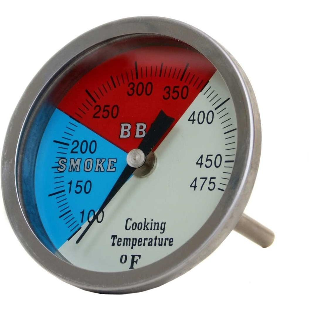 3 Inch Large Smoker Thermometer