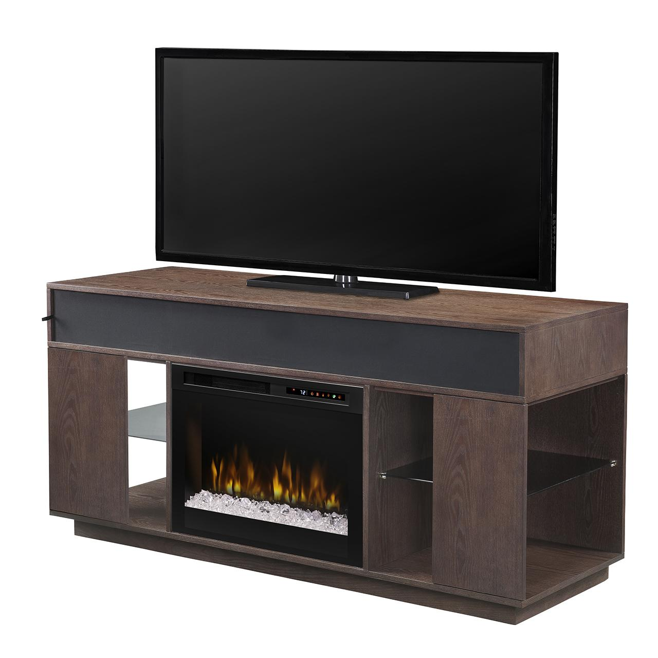 Dimplex Multi-Fire XHD Audio Flex Lex 64-Inch Electric Fi...