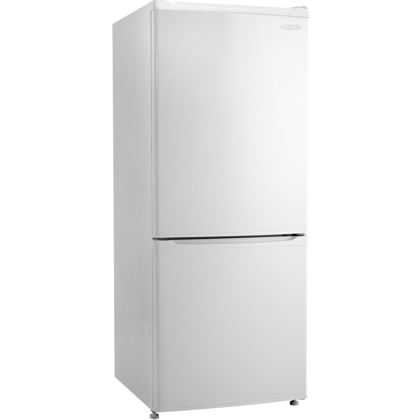 danby 9 2 cu ft apartment size refrigerator bottom