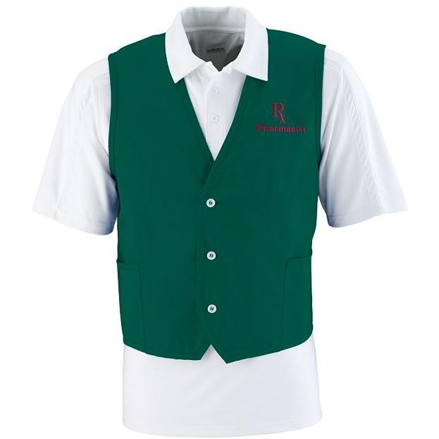 Augusta Vest - 2XL - Dark Green
