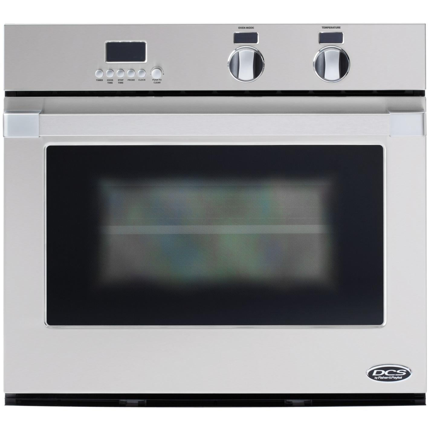 DCS WOSU30 30-Inch Single Convection Wall Oven By Fisher Paykel