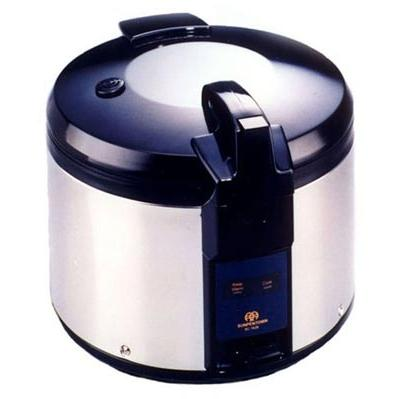 Sunpentown 26 Cups Stainless Steel Rice Cooker - SC-1626