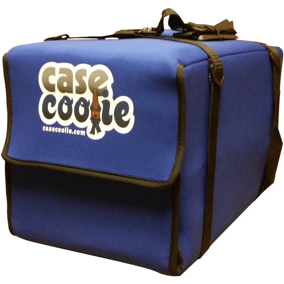 Case Coolie 30 Can Beverage Cooler - Blue