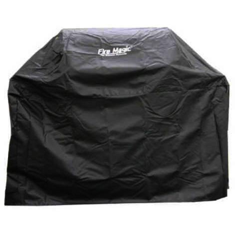 Fire Magic Grill Cover For 24 Inch Charcoal Grill On Cart
