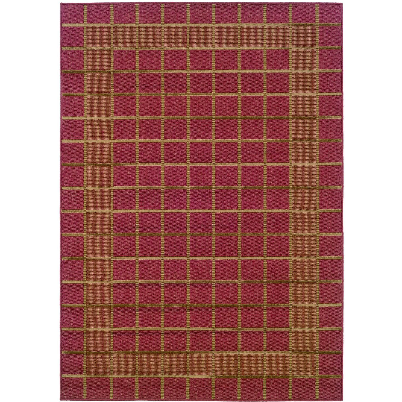 Picture of Oriental Weavers Lanai 1.9 X 3.9 Indoor/Outdoor Rug