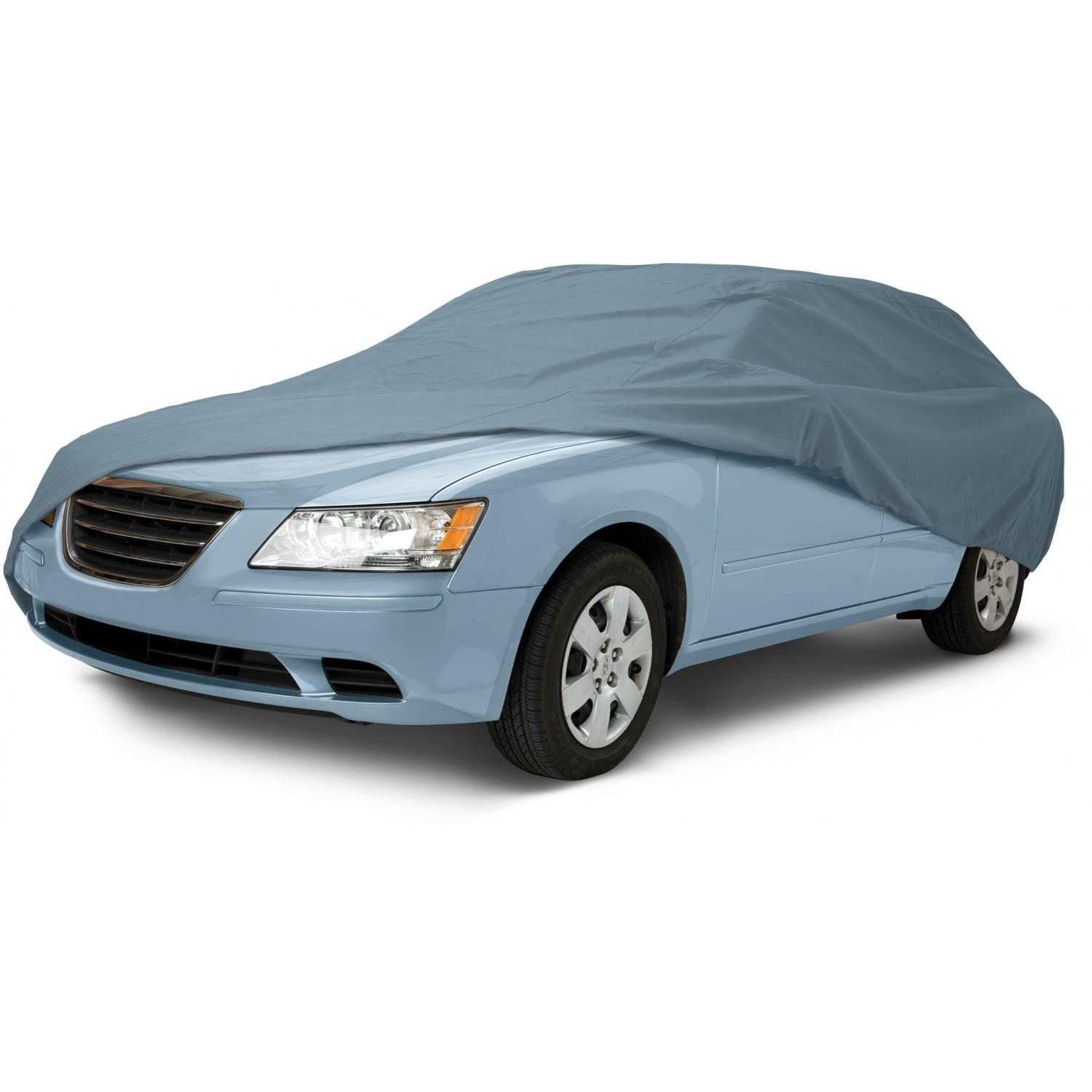 Classic Accessories PolyPRO 1 Vehicle Cover - Compact Sedan