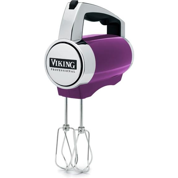 Viking VHMD9PU 9-Speed Digital Hand Mixer - Purple