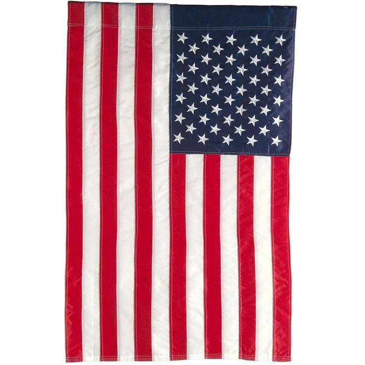 Evergreen American Flag - 4 X 6