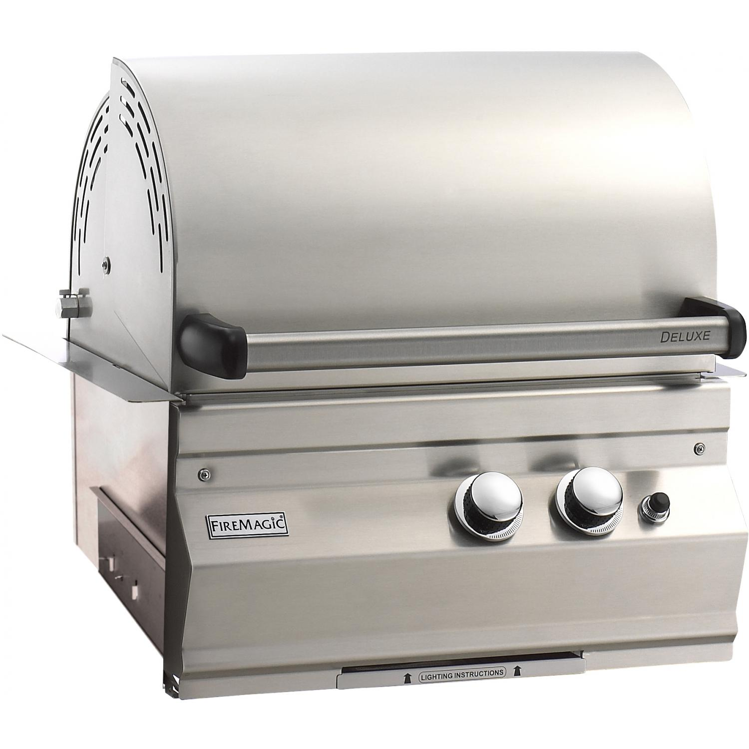 Fire Magic Legacy Deluxe Propane Gas Built-In Grill - 11-...