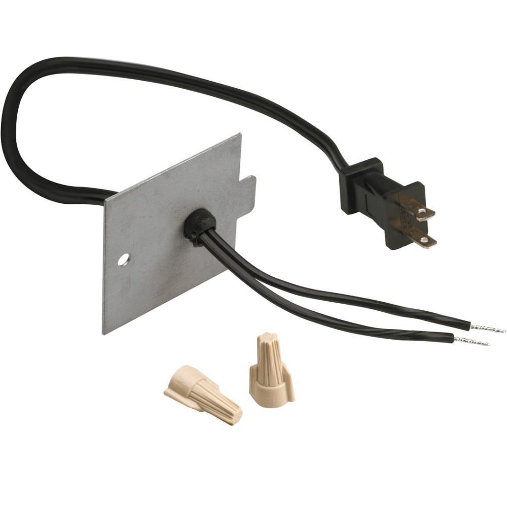 Dimplex 120 Volt Built In Electric Fireplace Plug Kit Bfpluge