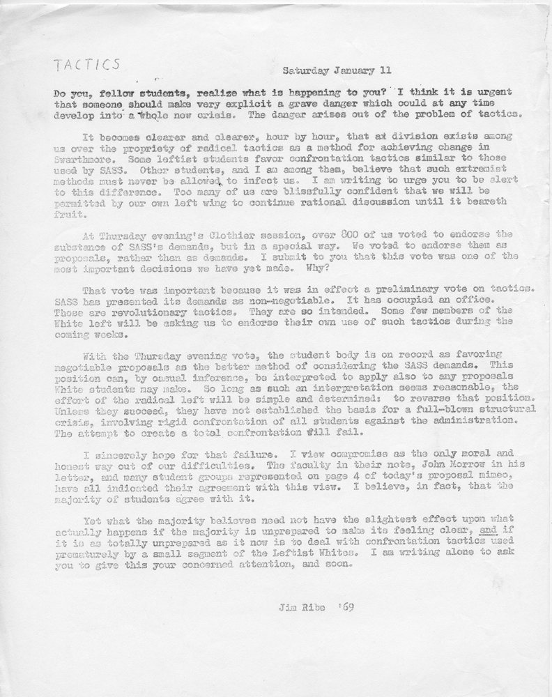 Open Letter- Jim Ribe, 11 January 1969.jpg