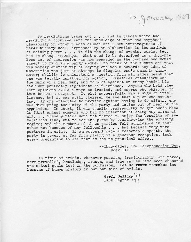 Statement from 2 students 10 January 1969.jpg
