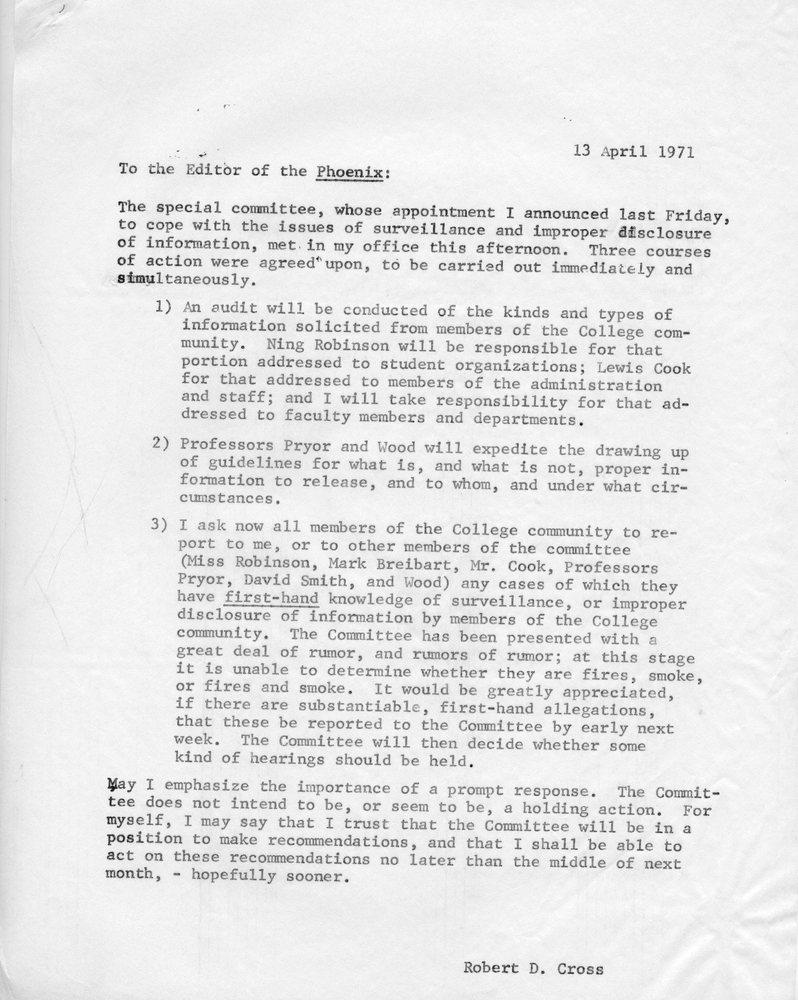 Letter to Phoenix 13 April 1971.jpg