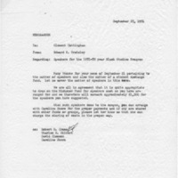 Memo re BLST speakers 27 September 1971.pdf